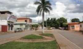 Icaraí de Minas - Praça principal, Por ANGELICA MESSA
